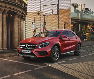 Offre du moment GLA | Mercedes-Benz France